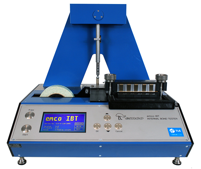 Internal Bond Tester IBT for paper and board